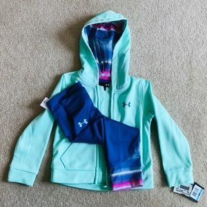 UA Hue Saturation Full Zip Set - 24M